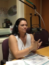 Judith Carr special guest on Let's Talk Money with Conrad Negron, July 28, 2014